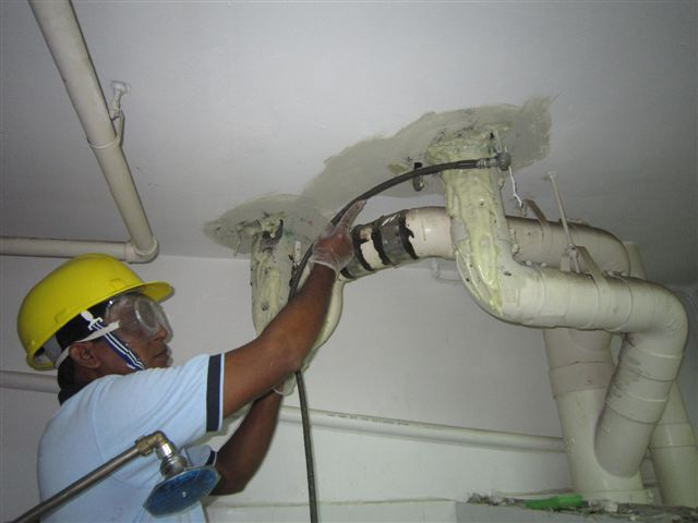 waterproofing works service