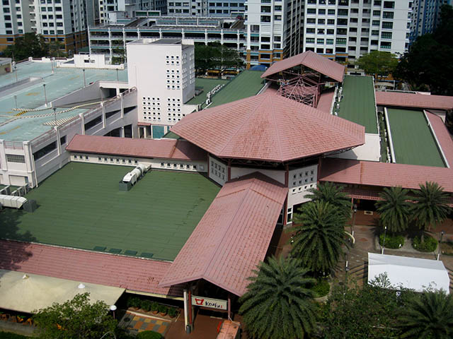 roof waterproofing singapore woodlands after