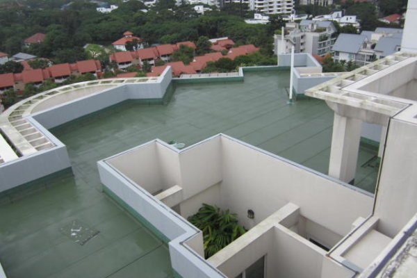 rc flatroof