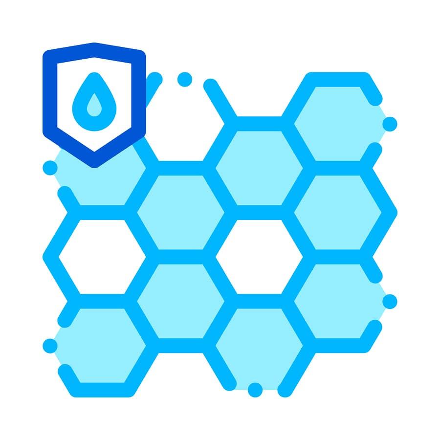 nano waterproofing structure 2d